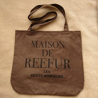 Maison de Reefur - メゾンドリーファー ショッパーM ブラウン 梨花 REEFUR