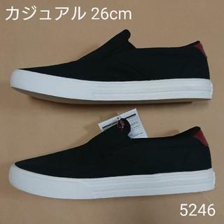 adidas - カジュアルS 25.5cm アディダス ADISET SLIPON