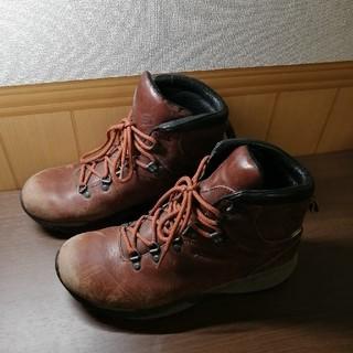 Columbia - コロンビア 登山 靴 マウンテンブーツ トレッキングシューズ ブラウン