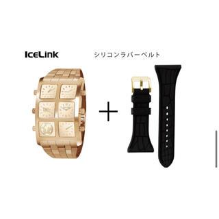 アヴァランチ(AVALANCHE)のAVALANCHE ICELINK アイスリンク(腕時計(アナログ))