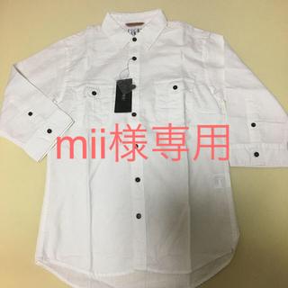 TK -  TK 麻混七分袖シャツ