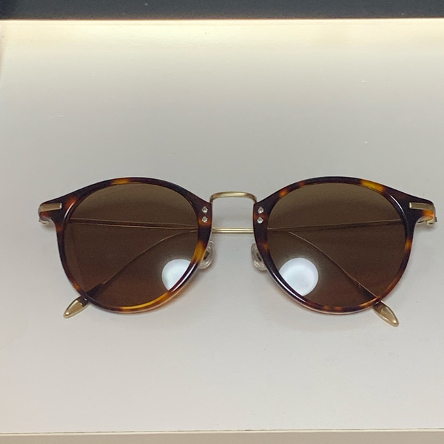 Zoff(ゾフ)のZoff トレンドサングラス ZF191G04A_49A1 新品 レディース レディースのファッション小物(サングラス/メガネ)の商品写真