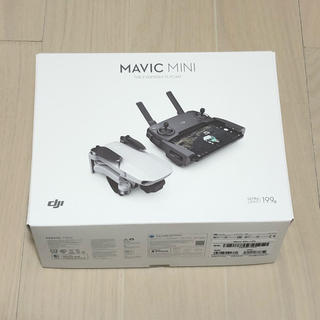 DJI mavic mini(航空機)