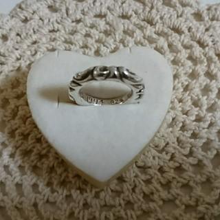 クロムハーツ(Chrome Hearts)のクロムハーツ スクロールバンド 9号(リング(指輪))