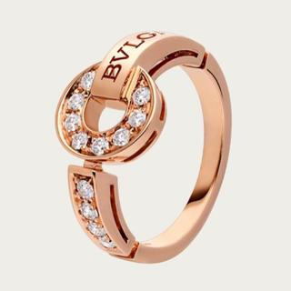 BVLGARI - 【新品】BVLGARI ブルガリ PG 指輪 11号 ピンクゴールド リング