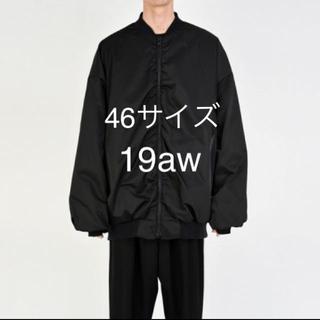 ラッドミュージシャン(LAD MUSICIAN)のBIG MA-1 新品 19aw  46サイズ(ブルゾン)