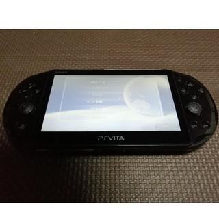 PlayStation Vita - PSVita 本体 2000 ブラック1GB PCH-2000 ZA11