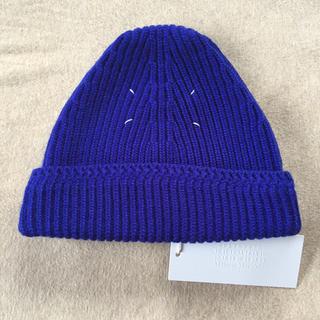 Maison Martin Margiela - S新品53%off メゾンマルジェラ メンズ ニットキャップ ニット帽 ビーニー