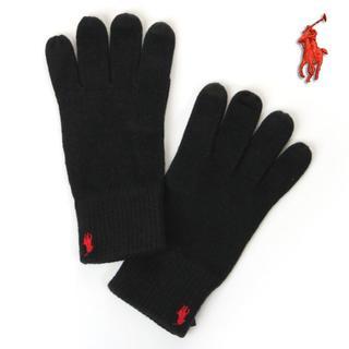 ポロラルフローレン(POLO RALPH LAUREN)のラルフローレン 手袋 スマホ対応 メンズ(手袋)