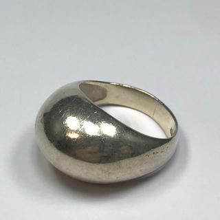 1743 シルバーリング シンプルデザイン 11号(リング(指輪))