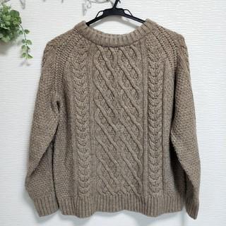 GU - GU セーター Mサイズ