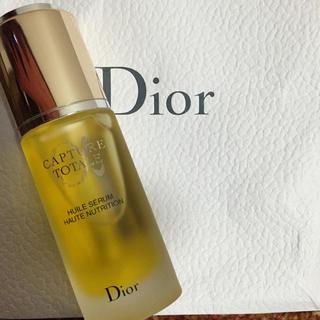 ディオール(Dior)のカプチュールトータルオイル 30ml(フェイスオイル / バーム)