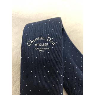DIOR HOMME - Dior ATELIER ネクタイ
