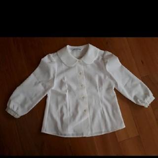 ブラウス 100センチ 女の子 長袖