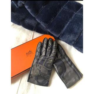 エルメス(Hermes)のHERMES エルメス グローブ/手袋(手袋)