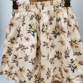 ローリーズファーム(LOWRYS FARM)のボタニカル柄スカート(ミニスカート)