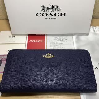 COACH - COACH    コーチ 長財布 新品