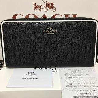 COACH - 即日発送 coach長財布12585 正規品 新品
