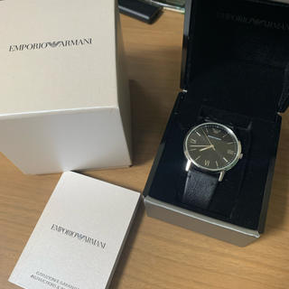 エンポリオアルマーニ(Emporio Armani)のEMPORIO アルマーニ 腕時計(腕時計(デジタル))