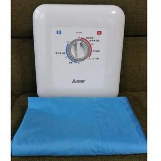 ミツビシ(三菱)の三菱/布団乾燥機/AD-W50(衣類乾燥機)