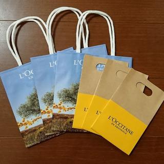 L'OCCITANE - 新品 ロクシタン 紙袋 6点 ラッピングに