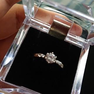 BLOOM - BLOOM キュービックジルコニアの美しい指輪