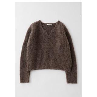 moussy - moussy ニット セーター