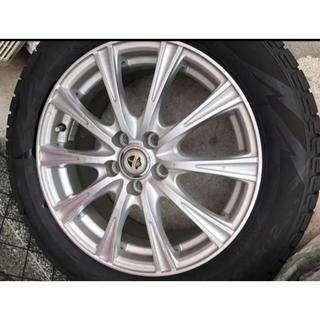 DUNLOP - タイヤ スタッドレスタイヤ 4本セット レクサスCT プリウス