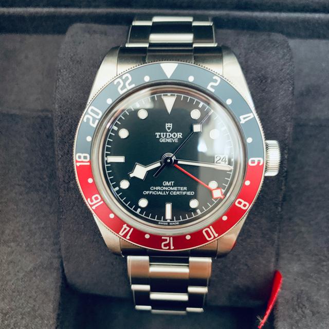 スーパーコピー 時計 エルメス - Tudor - TUDOR チューダー ブラックベイGMT 2019年12月 国内正規品 新品 の通販 by シロ's shop