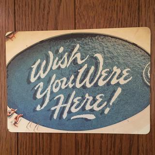 ロンハーマン(Ron Herman)のハワイ surf jack hotel のポストカード(アート/写真)