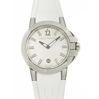 ハリーウィンストン(HARRY WINSTON)のハリーウィンストン『オーシャンスポーツ レディ インデックスダイヤ』(腕時計)