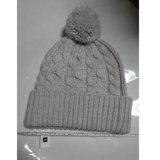 ギャップ(GAP)のニット帽 帽子 GAP 新品 男女兼用? ビーニー(ニット帽/ビーニー)