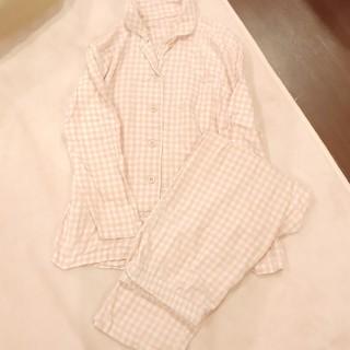 GU - GU ギンガムチェックピンクパジャマ 💮