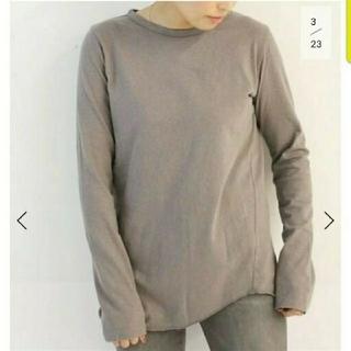 DEUXIEME CLASSE - ドゥーズィエムクラス Layering Tシャツ ブラウンB