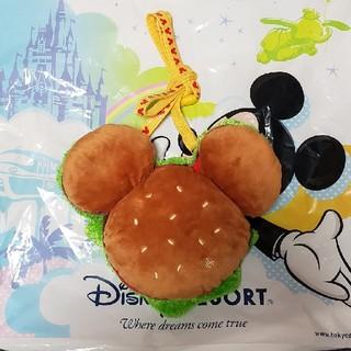 Disney - ディズニー ハンバーガー チケットホルダー
