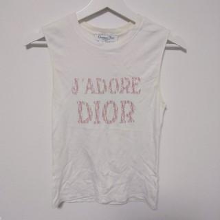 クリスチャンディオール(Christian Dior)のクリスチャンディオール(Tシャツ(半袖/袖なし))