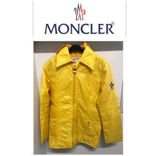 モンクレール(MONCLER)のMONCLER ヴィンテージ モンクレール ジャケット レインウエア  レア(ダウンジャケット)