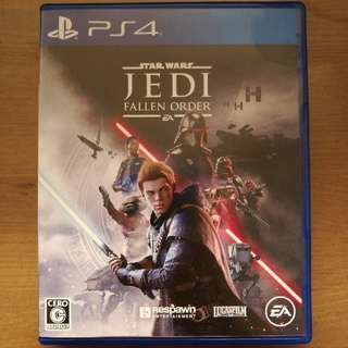 PlayStation4 - 【送料込み】Star Wars ジェダイ:フォールン・オーダー PS4
