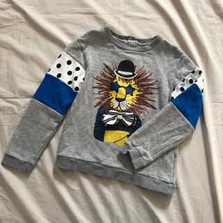 チェスティ(Chesty)の美品♡chesty petit ライオントレーナー サイズ120(Tシャツ/カットソー)