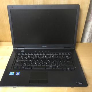 東芝 - Corei3・Windows7マシン!東芝ダイナブックサテライト・B550/B