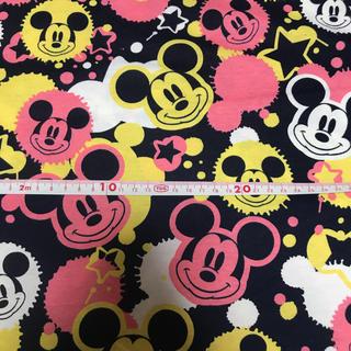 Disney - ミッキー 生地