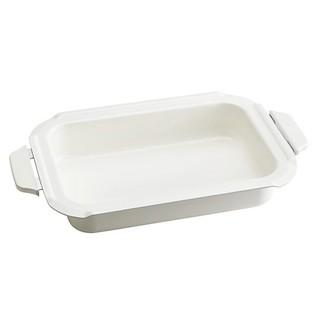 BRUNO ブルーノ コンパクトホットプレート用 セラミックコート鍋