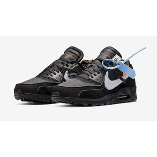 NIKE - NIKE AIR MAX 90 × OFF WHITE THE 10