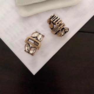 Dior - 両面リング
