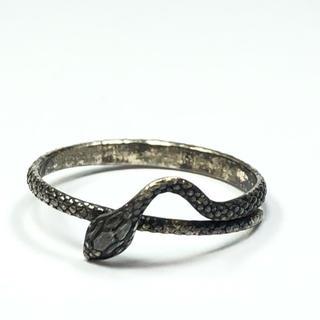 1742 リング 蛇 巻きつきデザイン ヘビ  13号(リング(指輪))