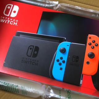ニンテンドースイッチ(Nintendo Switch)のNintendo Switch 新品 新型 新モデル 未開封 スイッチ 任天堂(家庭用ゲーム機本体)