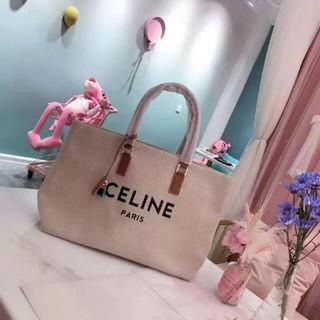 celine - Celine 大人気 ハンドバッグ トートバッグ ショップ袋