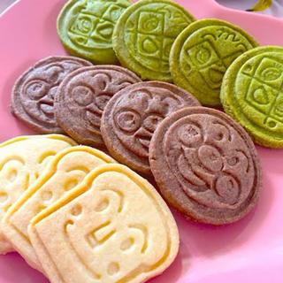 アンパンマンクッキー型 食パン型