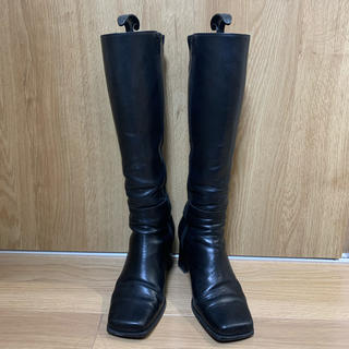 EDIT.FOR LULU - the virgins square boots M