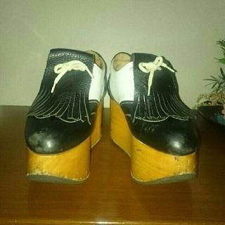 ヴィヴィアンウエストウッド(Vivienne Westwood)のvivienne west wood(最終値下げ)(ローファー/革靴)